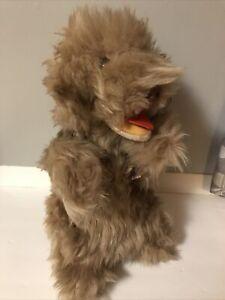 Vintage Hermann Teddy Original Plush Dog