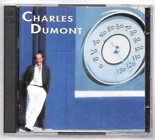 RARE DOUBLE CD / CHARLES DUMONT / 17 TITRES (ALBUM ANNEE 1992) ANGLAIS