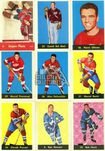 2002-03 Parkhurst Hockey 100-Card Reprint Insert Set (251-350)