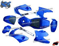 Kit Carénage Bleu complet Pocket Bike 49cc