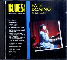 BLUES COLLECTION Fats Domino - Be My Guest CD Ottime Condizioni