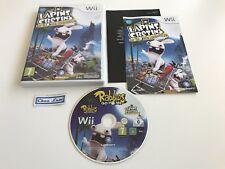 The Lapins Crétins La Grosse Aventure - Nintendo Wii - PAL FR - Avec Notice