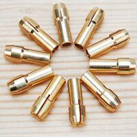 Mini Drill Brass Collet Chuck for dremel rotary tool Aluminium alloy 0.75mm New