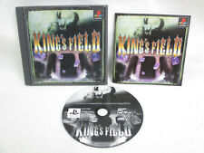 KING'S FIELD II 2 Kings PS1 Playstation Japan Video Game p1