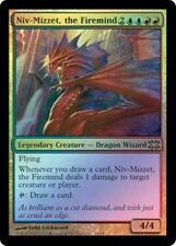 Foil NIV-MIZZET, THE FIREMIND From the Vault: Dragons MTG Gold Creature Rare