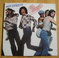 Chicago--Hot Streets--1978 Gateway Vinyl LP--Original Inner Sleeve
