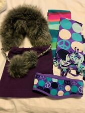 Girls Winter Accessories Lot