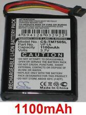 Batterie 1100mAh type AHL03711012 HM9440232488 VF1A Pour TomTom Go 750