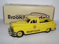 BROOKLIN MODELS 1953 PONTIAC PICK-UP BREAKDOWN TRUCK MODEL GARAGE 1/43 BRK31Z