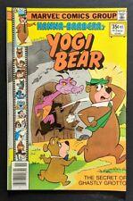YOGI BEAR #1 MARVEL COMICS 1977
