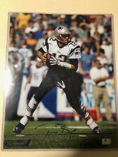 Tom Brady Autographe 14x11 Picture