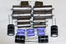 Leak Stereo 20 or TL12+, capacitor pack. NOS, with paper in oil capacitors.