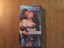 Intimate Obsession - VHS