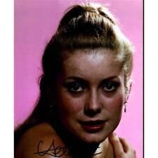 Catherine Deneuve Bonne Pomme Signed 8x10 Photo