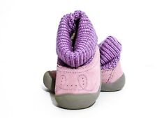 Keen Shay Boots Pink Knit Sweater Cuff Toddler Girls Size 4 Hiking Outdoor