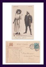 "UK THEATRE EVIE GREENE & DOUGLAS VERITY ""A COUNTRY GIRL"" 1904 MISS BURROW, TRURO"