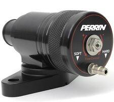 Perrin Recirculating Blow Off Valve - Black for 08-14 Subaru WRX  PSP-TAC-610BK