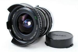 Sigma Ultra wide 18mm F/2.8 MF for Canon FD mount A805585