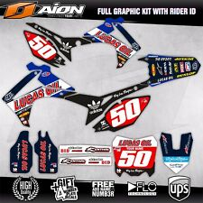 HONDA CRF 450 2013 2014 2015 2016 CRF 250 2014 2015 2016 Decals kit Graphics