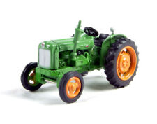 Oxford Models - FORDSON Tractor in Green - HO / OO Model Trains