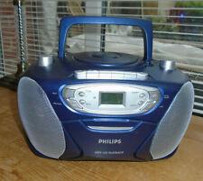 Philips MP3 CD RADIO CASSETTE RECORDER boombox AZ1033/05