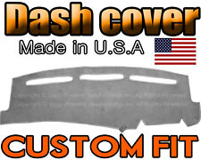 fits 2014  CHEVROLET  TAHOE  DASH COVER MAT DASHBOARD PAD  / LIGHT  GREY