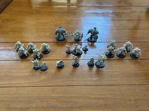 Warhmachine Crucible Guard Lot
