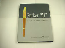 PARKER -51 BOOK BY  DAVID and  MARK SHEPHERD...