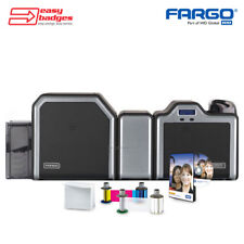 Fargo HDP5600 Complete Dual Sided ID System with Dual Sided Lamination