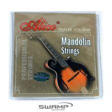 Alice Mandolin Strings 8 Loop End Strings - 10-34