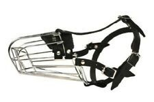 Dean and Tyler Wire Basket Muzzle, Size No. D2 - Large Doberman