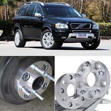 4pcs 5X108 67.1CB 25mm Thick Hubcenteric Wheel Spacer Adapters For Volvo XC90