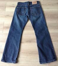 LEVI'S 512 BOOTCUT JEANS SIZE 29 X 30 RED TAB GC SEE DESCRIPTION