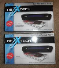 Nexxtech counterfeit money detector