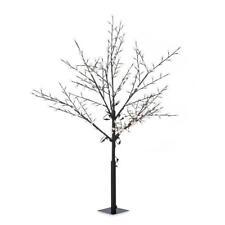 Weihnachtsdeko Lichterbaum 336 LED-Leuchten außen Kirschblüten 180cm warmweiss
