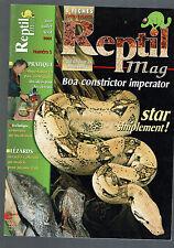 REPTIL MAG N°5  2001