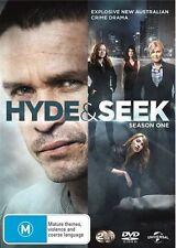 Hyde & Seek : Season 1 (DVD, 2016, 2-Disc Set)