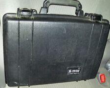 Pelican 1470 case Tactical waterproof weatherproof heavy-duty Authentic w padd