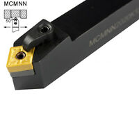 MCMNN3232P12 32×170mm Cylindrical turning tool holder For CNMG1204 inserts