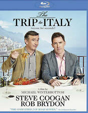 The Trip to Italy (Blu-ray Disc, 2014) Steve Coogan, Rob Brydon