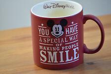 Disney Mickey Mouse Mug Authentic