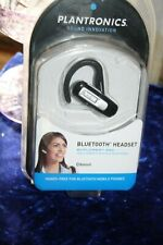 Plantronics Explorer 220 Black Ear-Hook Headset For Phone. Bluetooth