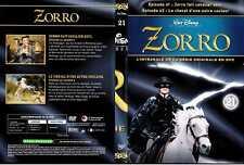 DVD Zorro 21 | Disney | Serie TV | Lemaus