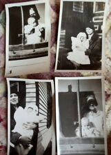 1900's Post Mortem Photo of Baby Boy Mom Grave ~ life and death ~ 14 Photo Lot