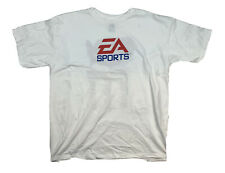 New listing Vintage Adidas Ea Sports 2001 All-Star Tour T-Shirt White Video Games Size Xl