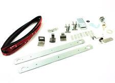 V-Twin Saddlebag Lock Locks Hardware Hinge Kit 1970-1980 Harley Shovelhead FLH