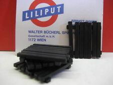 LILIPUT #38010 Schwellenstapel OBW/Plasser&Theurer Gleisbaumaschine/Dampfkran