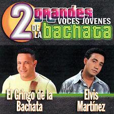 Gringo De La Bachata, El & ...-2 Grandes Voces Jovenes De La Bachata CD NEW