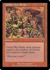 *CARTAPAPA* MAGIC MTG Giclée d/'étincelles Goblin War Strike FLEAU