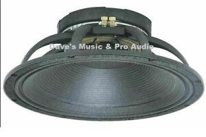 """PEAVEY 18"""" Low Max Complete Subwoofer Speaker Assembly"""